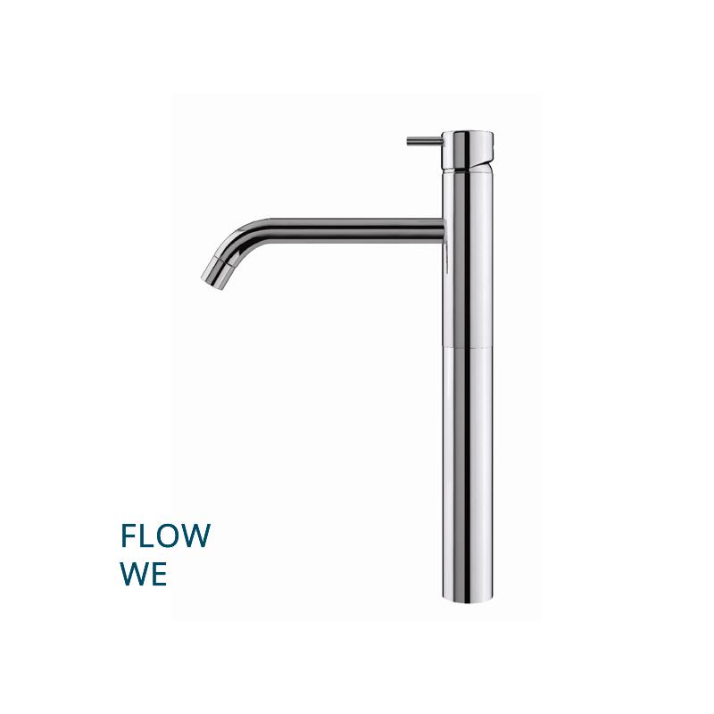 Grifo alto lavabo de dise o flow - Grifos de lavabo de diseno ...