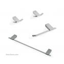 Set de accesorios de baño de diseño