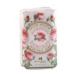 Jabón Vegetal extra dulce Rosa Damascena