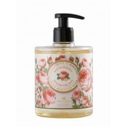 Jabón liquido de Marsella Rosa Damascena 500ml