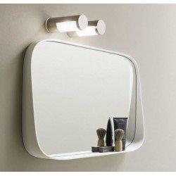 Espejo 80x48 marco corian