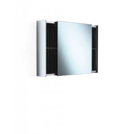 Armario espejo con cajones laterales