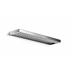 Estante de rejilla para duchas de 30 cm