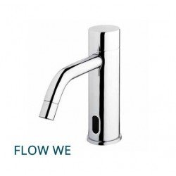 Griferia electronica con sensor para lavabo Flow WE