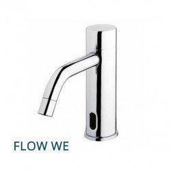 Griferia electronica con sensor para lavabo Flow WE