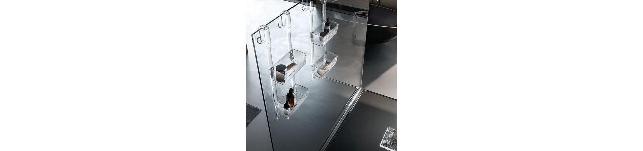 Accesorios de ducha resistentes al agua linea ba o for Accesorios de ducha